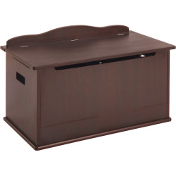 Guidecraft Expressions Toy Box, Brown