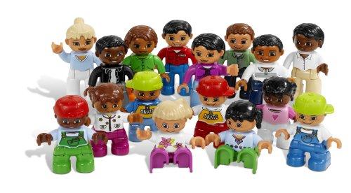 LEGO Education DUPLO World People Set 4591514 (16 Pieces)