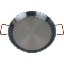 Magefesa Carbon Steel Paella Pan, Multicolor