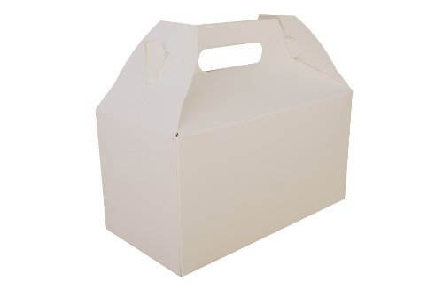 Southern Champion Tray Paperboard Carry-Out Boxes and Barns (Multiple Sizes and Colors)