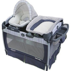 Graco Pack 'n Play Playard Nuzzle Nest – Mason