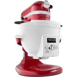 KitchenAid Precise Heat Mixing Bowl For Bowl-Lift Stand Mixers – KSM1CBL, White