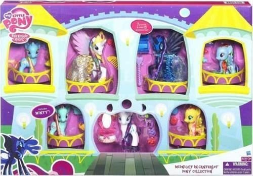My Little Pony: Friendship is Magic – Midnight in Canterlot Pony Exclusive Collection