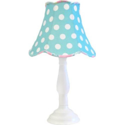 My Baby Sam Pixie Baby Aqua Lamp, Blue