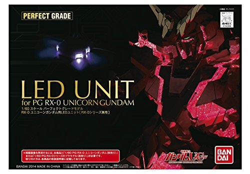 Bandai Hobby PG LED Unit for RX-0 Unicorn Gundam Model Kit (1/60 Scale)