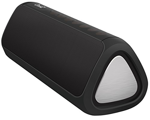 OontZ Angle 3XL ULTRA : Portable Bluetooth Speaker 24 Watts of Powerful Volume, 3 Bass Radiators for Deep Rich Bass, 100ft Wireless Range, Play two together for Music in Dual Stereo, IPX5 SplashProof