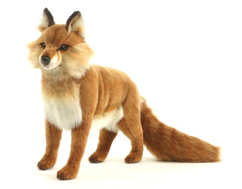 Red Fox Standing 17″ by Hansa