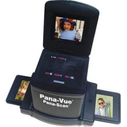 Pana-Vue Pana-Scan 120 Transparency & Film Scanner APA120