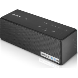 Sony SRS-X3 Portable Bluetooth Speaker – Black (Refurbished)