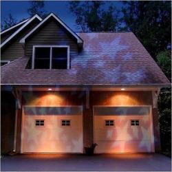 Led Projector Light White Stars