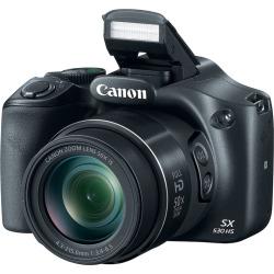 Canon PowerShot SX530 Camera, Black