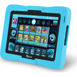 Kurio 7S C13000 7 Android Tablet 8GB – Black w/ Blue Case (Bulk)