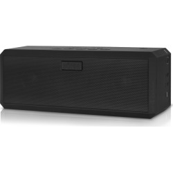 BÖHM MATE Hi-Fi Wireless Speaker w/ DuoLink Technology – Black