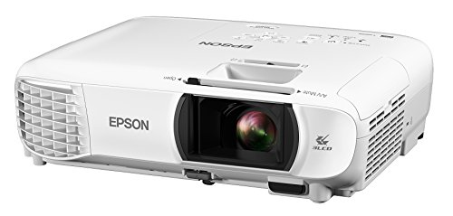 Epson Home Cinema 1060 Full HD 1080p 3,100 lumens Color Brightness (Color Light Output) 3,100 lumens White Brightness (White Light Output) 2X HDMI (1x MHL) Built-in Speakers 3LCD Projector