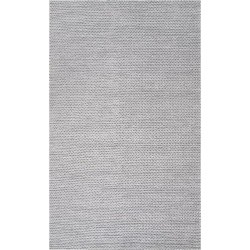 nuloom chunky cable solid wool rug grey - Allshopathome-Best Price Comparison Website,Compare Prices & Save