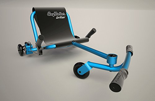 EzyRoller Drifter Ride On – Go Faster Than Ever Before – Blue