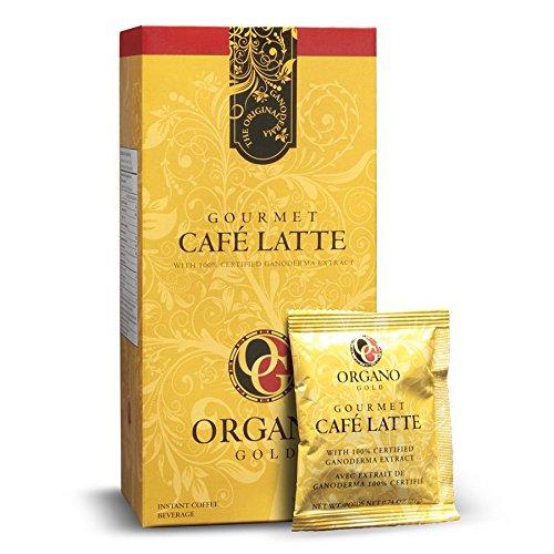 5 Box 100% Certified Organic Organic Ganoderma Gourmet Organo Gold Cafe Latte Offer Free Express