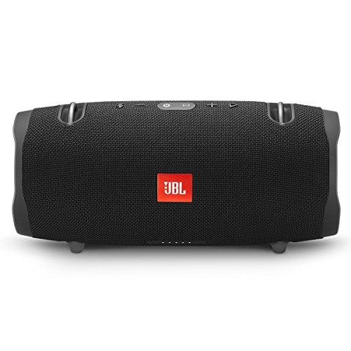 JBL Xtreme 2 Portable Waterproof Wireless Bluetooth Speaker – Black