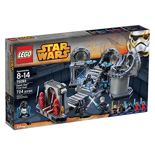 lego star wars death star final duel 75093 building kit - Allshopathome-Best Price Comparison Website,Compare Prices & Save