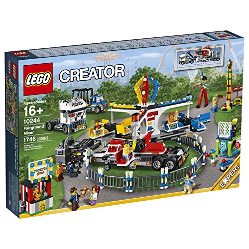 lego creator expert 10244 fairground mixer - Allshopathome-Best Price Comparison Website,Compare Prices & Save