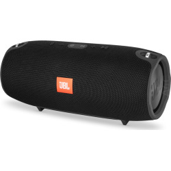 JBL Xtreme Portable Wireless Bluetooth Speaker - Black