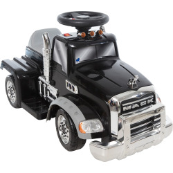 Wonderlanes 6V Mack Truck Ride-on Vehicle, Multicolor