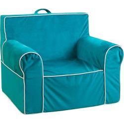 Abbyson Living Mini Chair – Robins Egg, Turquoise