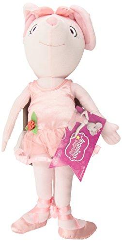 Madame Alexander, Angelina Ballerina Cloth Doll, Angelina Ballerina Collection, Play Alexander Collection – 18″