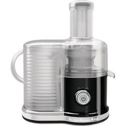 KitchenAid Easy Clean Juicer (fast juicer) – KVJ0333, Black