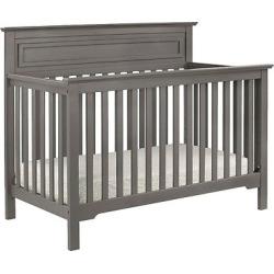 DaVinci Autumn 4-in-1 Convertible Crib – Slate (Grey)