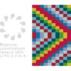 Perfume Anniversary 10 Days 2015 Live: Limited (IMPORT)