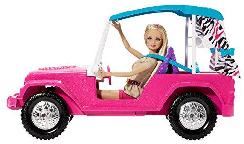 Barbie Sisters Safari Cruiser