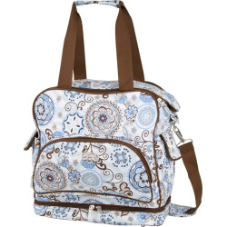 The Bumble Collection Camille Changing Bag, Multicolor