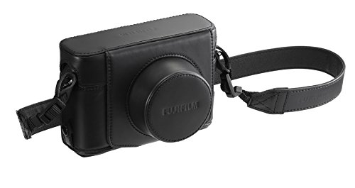 Fujifilm LC-X100F Leather Case – Black