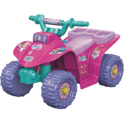 Power Wheels Shimmer & Shine Lil' Quad Ride-On by Fisher-Price, Multicolor