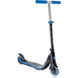 Globber Flow 2-Wheeled Adjustable Kick Scooter, Blue