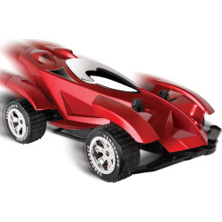 The Black Series RC Vengeance All-Terrain Race Car, Red
