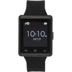 iTouch Unisex Air Smart Watch – ITA33605B714-362, Size: Large, Black