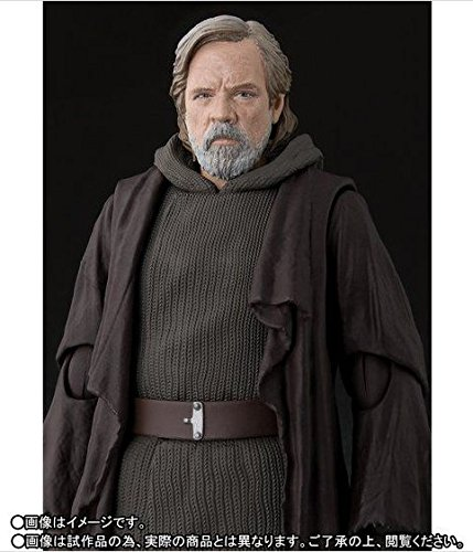 Bandai S.H.Figuarts Star Wars Luke Skywalker (THE LAST JEDI)
