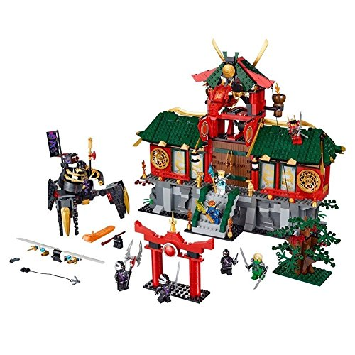 LEGO Ninjago 70728 Battle for Ninjago City (Discontinued by manufacturer)