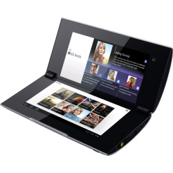 Sony Foldable Tablet P w/ Wi-Fi + 3G (AT & T) – Silver (Refurbished)