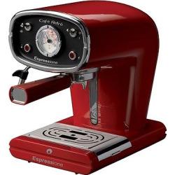 Espressione New Café Esspresso Maker – Red