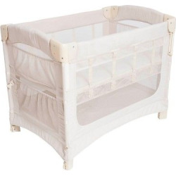 Arm's Reach Ideal Ezee 3-in-1 Co-Sleeper Bassinet – Natural