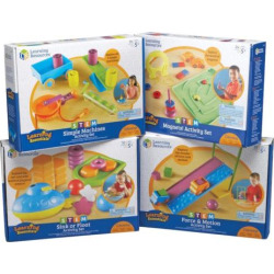 Learning Resources Stem Classroom Bundle, Multicolor