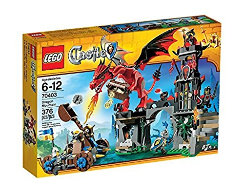 Lego, Castle, Dragon Mountain (70403)