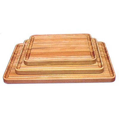 Professional Style Wood Cutting Board Size: Large