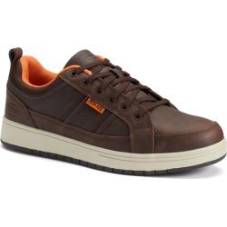 Iron Age Board Rage Men's Steel-Toe Work Shoes, Size: medium (12), Brown