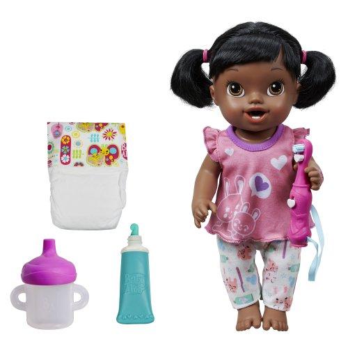 Baby Alive Brushy Brushy Baby Doll – African American