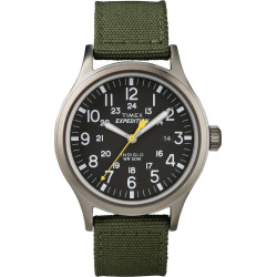 Timex Men's Expedition Scout Watch – T49961KZ, Green