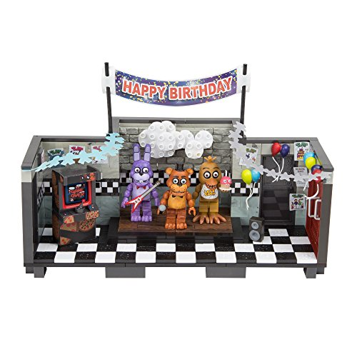 McFarlane Toys Five Nights at Freddy's Show Stage 'Classic Series' Small Construction Set